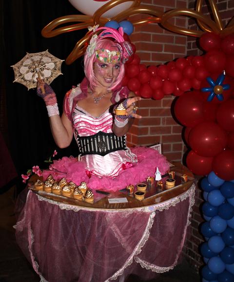 Dessert Skirt by Catalyst Arts