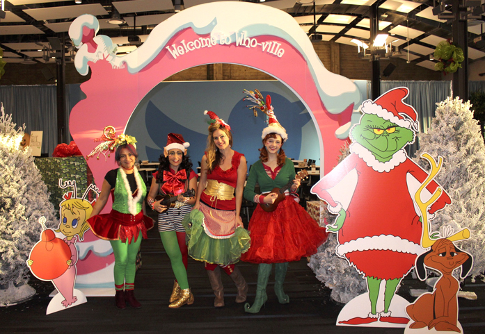 Catalyst Arts Entertainment Christmas Elves Whoville Event on Twitter San Francisco