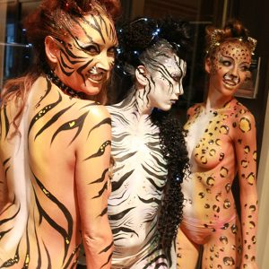 5cea2de37 Body Painted Models, Live Body Painting & even Interactive Body Art  Installations.