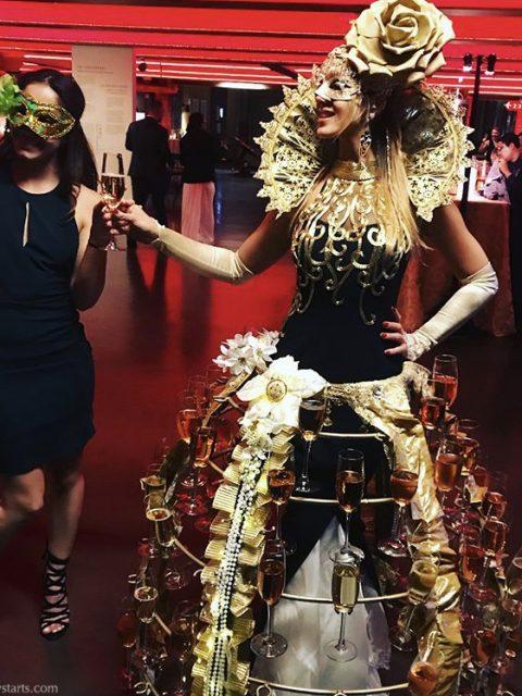 GoldRoseMasquerade_Skirt