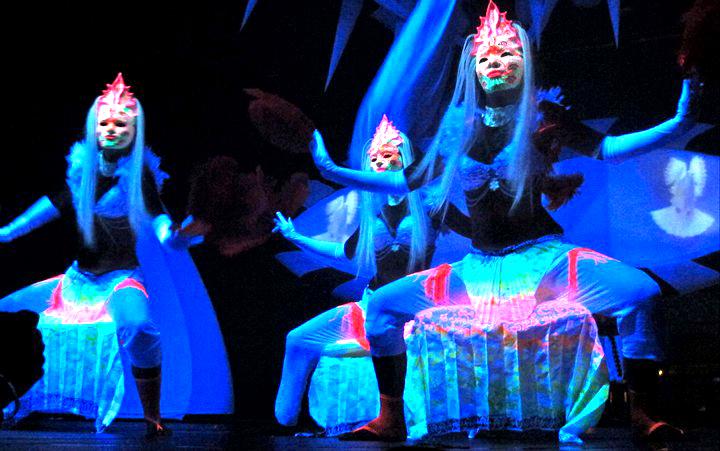 Catalyst Arts Illuminated LED & Glow Entertainment- California