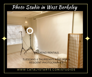 berkeley photo studio for rent