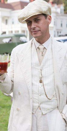 Gatsby gentlemen character actor with Catalyst Arts Entertainment