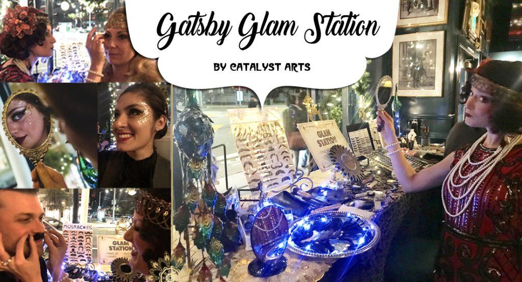 Gatsby Glam Station