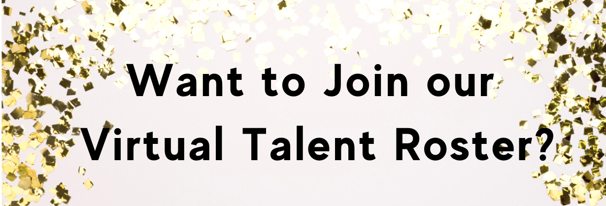 Join Catalyst Arts Virtual Talent Roster