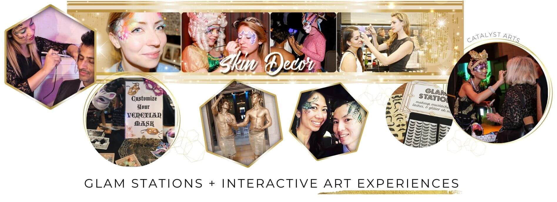 Skin Decor & Art Experiences by Catalyst Arts in California