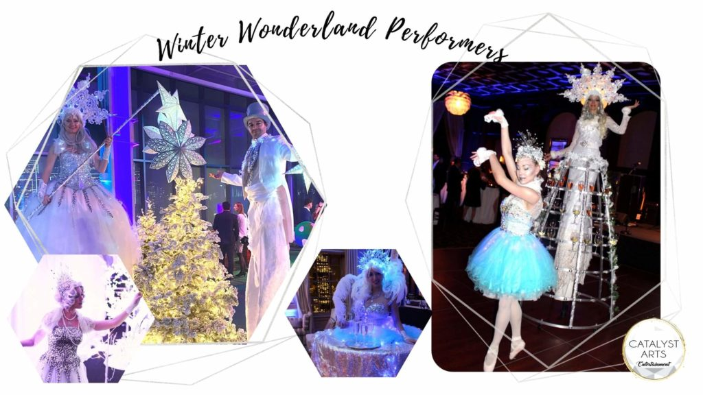 Winter Wonderland Performers Talent in Bay Area, California