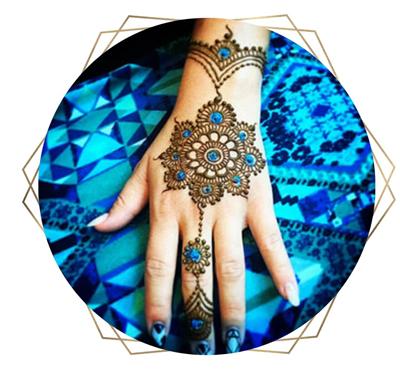 Henna Artists  by Catalyst Arts in San Francisco Bay Area, California