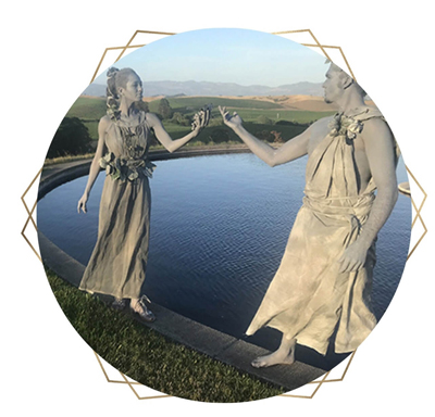Living Statues  by Catalyst Arts in San Francisco Bay Area, California