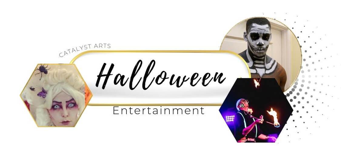 Halloween Entertainment in San Francisco Bay Area + Catalyst Arts