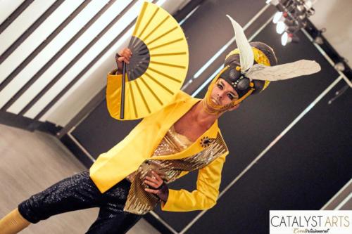 Queen Bee by Catalyst Arts